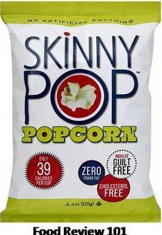 LOVE Skinny Pop Popcorn. Found it at SAMs Club. The only problem is that it is addicting!