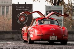 #Mercedes 300SL Gullwing