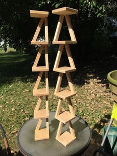 Picture Frame Ladders