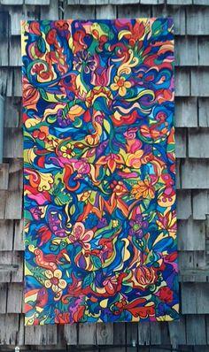Brenda's final piece $200 sold