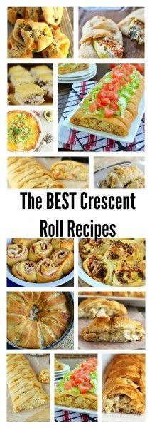 Best Crescent Roll Recipes