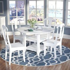White Dining Room Sets For Sale is not an easy furniture to find. You should carefully find the most suitable for your dining room. White Dining Room Sets, Kitchen Dining Sets, Solid Wood Dining Set, 5 Piece Dining Set, Kitchen Island, Breakfast Nook Dining Set, Dining Nook, Dining Table, Sauce Barbecue