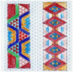 Maori taniko designs4