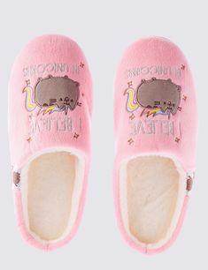 Kids' Pusheen Slippers