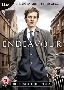 Endeavour; I love this series. So looking forward to the new shows this summer!