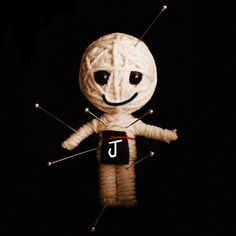 How to Make A Spiffy Voodoo Doll