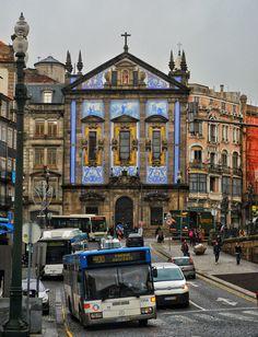 """""""Igreja de Santo Antonio dos Congregados"""" - Porto, Portugal  https://drayperry.smugmug.com/?utm_content=buffer0a9f4&utm_medium=social&utm_source=pinterest.com&utm_campaign=buffer  #photobydperry"""