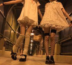 Japanese fashion elements