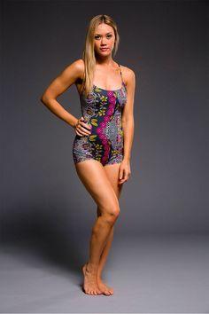 $61 Onzie Shortie - Hot Yoga Clothing, Bikram Yoga Clothes, Core Power Yoga