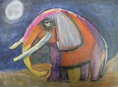 Elephant paintings |