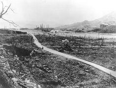 Nagasaki in Sept 45