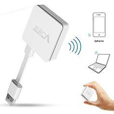 ieGeek® Extensor de Red WiFi, Amplificador WiFi Booster, Repetidor Inalámbrico Wifi Mini 300Mbps, Router Universal Repetidor Signal para Extender Wifi en Casa, Oficina, Viaje, Hotel, Habitación, Blanco - http://www.midronepro.com/producto/iegeek-extensor-de-red-wifi-amplificador-wifi-booster-repetidor-inalambrico-wifi-mini-300mbps-router-universal-repetidor-signal-para-extender-wifi-en-casa-oficina-viaje-hotel-habitacion/