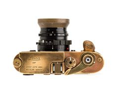 One of Vladimir Panasenko's Leica M2 camera's