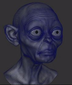 Making of Gollum, Goblin King and Azog - CGFeedback