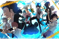 1093 Best Blue Exorcist Ao No Exorcist Images In 2019 Ao No