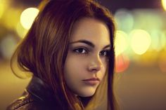 Portrait in the night - Hi! It's a night city portrait test for the new Tamron…