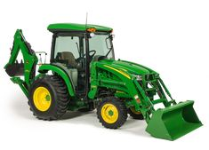 3033R Compact Utility Tractor. I would SOOO love a fleet of 'Lil tractors like these to brighten my day. That would be my lotto dream!!