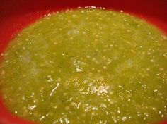 Authentic Salsa Verde.   I added 3 jalapenos
