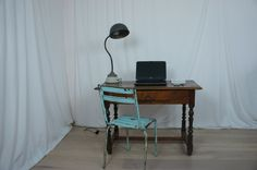 Vinterior is the online marketplace where the world buys and sells remarkable vintage and antique furniture across every lifestyle, budget and taste. Retro Furniture, Antique Furniture, School Tables, French Industrial, French School, Writing Desk, Mid Century Furniture, French Vintage, Desks