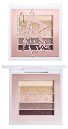 Rihanna + M·A·C teamed up to create this pretty palette.