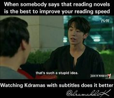 Explore latest gallery about of funny reaction pictures of the day. These are 36 funny reaction memes photos that will blow your mood and make you lol. Korean Drama Funny, Korean Drama Quotes, K Drama, Drama Fever, Kdrama Memes, Funny Kpop Memes, Batman Maske, K Pop, Funny Reaction Pictures