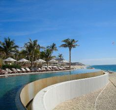 Secrets Marquis Los Cabos: Main Pool Area, Secrets Marquis, Cabo by Jeremiah Christopher