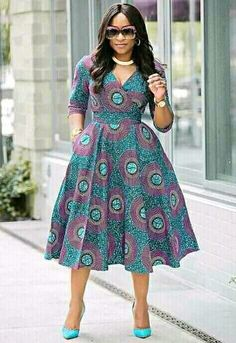 African Ankara dress, African Clothing for Woman, Midi Dress, Dress With Pockets, African Print Dres Source by nadegeprevaut Fashion dresses Short African Dresses, Latest African Fashion Dresses, African Print Dresses, African Print Fashion, Africa Fashion, African Prints, African Fabric, Ankara Fashion, Short Dresses