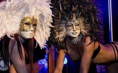 Eyes Wide Shut Masquerade | The owner of a 17th Century manor house called the police after an ...