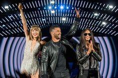Pin for Later: Retour sur Tous les Invités Surprises de Taylor Swift Ciara et Russell Wilson