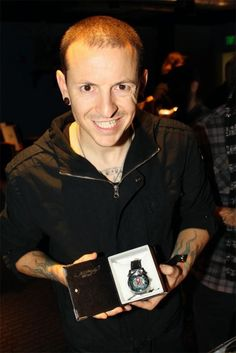 Love the smile Chester Bennington Linkin Park