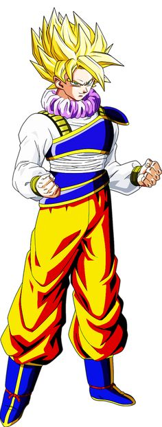 Goku SSJ Yadrat by dbzandsm on @DeviantArt