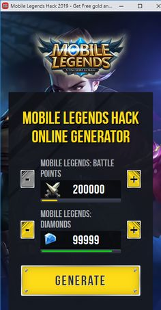 Mobile Legends Hack - Free Diamonds LIVE PROOF Mobile Legends Unlimited Diamonds and Diamonds apk - Mobile Legends hack no verification Mobile Legends Hack? Get Diamonds! Undetectable- Mobile Legends -- Choose Your Story Hack on iPhone IOS