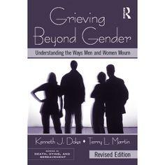 Grieving Beyond Gender - Grief Books for Teens Walker Funeral Home Cincinnati, OH www.herbwalker.com