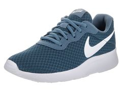detailed look 4b342 fdb5b Nike Women s Tanjun Shoe Running Shoe is modern, comfortable and clean look  for every day