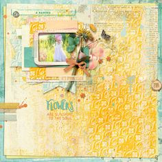 Spring Fever by  On A Whimsical Adventure. http://store.scrapgirls.com/Spring-Fever-Biggie-Collection.html
