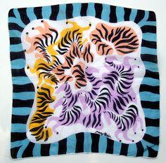 Mary Blair handkerchief