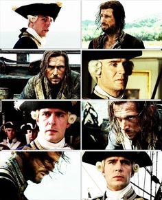 James Norrington ~ Pirates of the Caribbean
