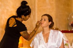 #VoEvolution the best #Makeup artists just for you!!! #BridalParty #MakeupTime getting ready #Tulum