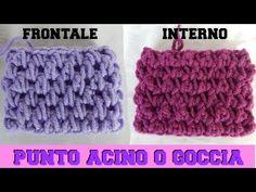 PUNTO ACINO O GOCCIA - LAVORAZIONE IN TONDO - NUNZIA VALENTI - YouTube