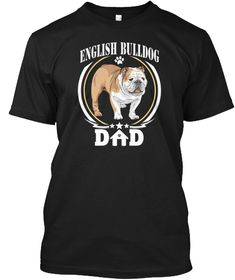 b764ab2c3 Mens English Bulldog Dad T Shirt Gift Black áo T-Shirt Front · Love  DadDadsFathers · Order T Shirt HoodieShow Me Your Pitties - Cute And Funny