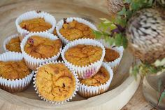 We love baking, and this carrot, coconut and banana muffin is the perfect addition to the school lunch box mix. You can play around with flavours - we have added raspberries, dried apricots, or even dark choc chips. They always turn out ...