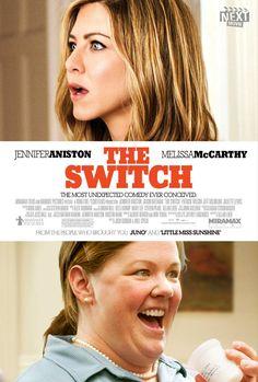 If Melissa McCarthy Stole Jason Bateman's Career: The Switch