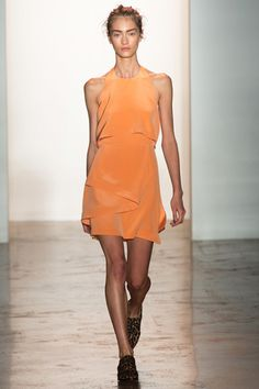Peter Som Spring 2014 Ready-to-Wear Collection Slideshow on Style.com