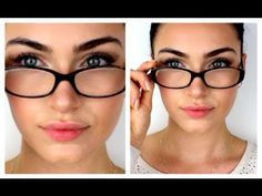 ▶ Makeup for Glasses | RubyGolani - YouTube