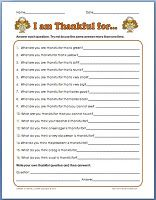 Thanksgiving creative thinking. Awesome.
