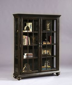 Madison Dark Brown Bookcase RH-21394