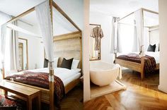 axel Hotel in Copenhagen-stayed here and loved it!