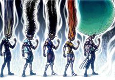 One Piece x Hunter x Hunter