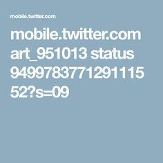 mobile.twitter.com art_951013 status 949978377129111552?s=09