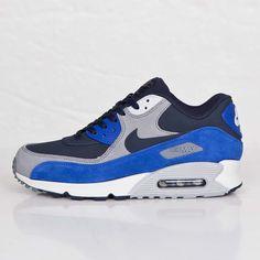 best loved 4ab35 7b254 Nike Air Max 90 LTR Premium - 666578-400 - Sneakersnstuff   sneakers    streetwear online since 1999